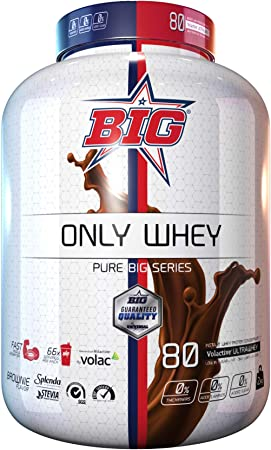Big ONLY WHEY concentrado proteina Brownie 2Kg