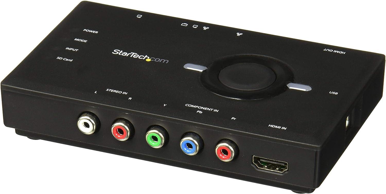 StarTech.com CAPTURADOR USB A HDMI YPBPR: Startech: Amazon.es: Informática