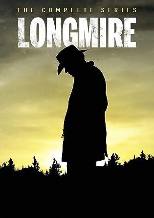 Longmire: Season 1-6 (6pk)