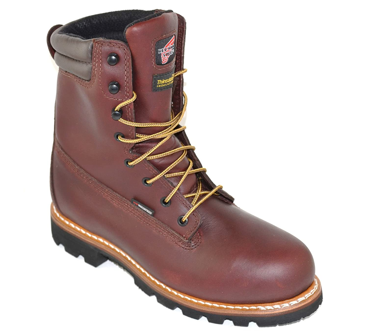 Red Wing Work Boots - Cr Boot