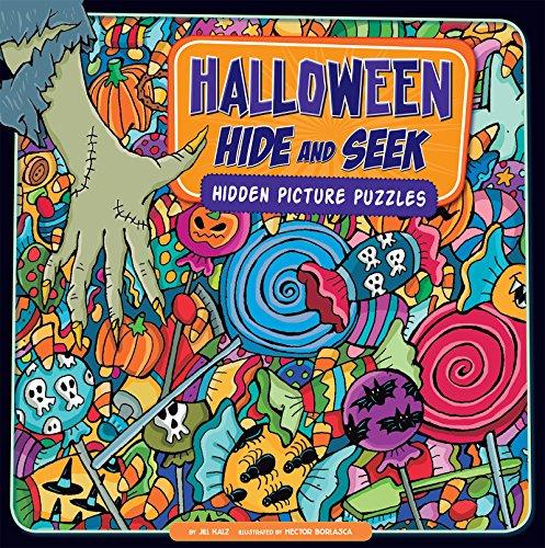 Halloween Hide and Seek (Seek It