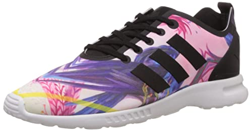 big sale 9e9c9 6adf2 adidas ZX Flux Smooth, Women's Trainers