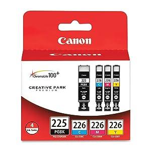 "PGI225/CLI226 Color Multi Pack ""Canon PGI225/CLI226 Color Multi Pack Compatible to iP4820, MG5220, MG5120, MG6120, MG8120, MX882, iX6520, iP4920, MG5320, MG6220, MG8220, MX892"""