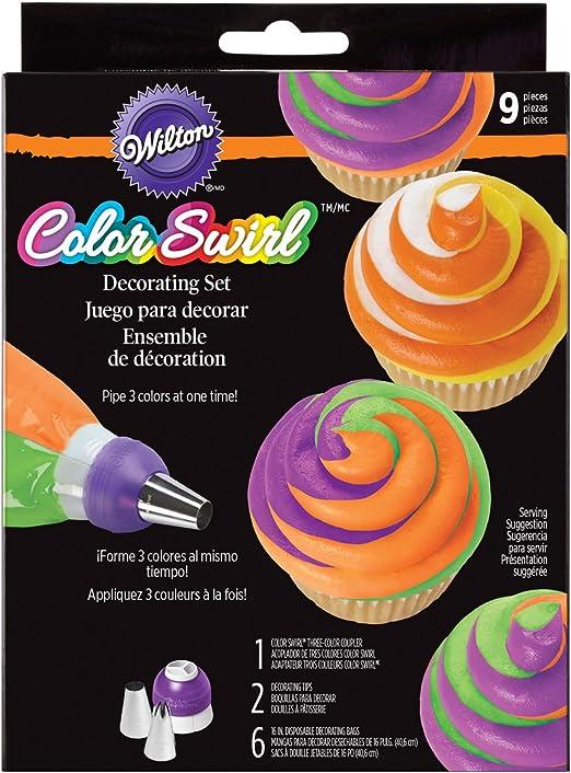 Wilton ColorSwirl 3 Color Coupler 411-1992