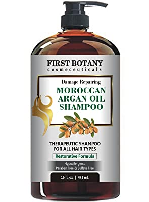 First Botany Cosmeceuticals Moroccan Argan Oil Shampoo