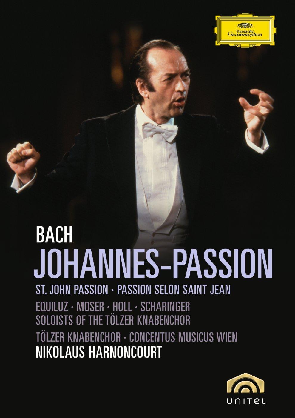 J.S. Bach: Johannes-Passion