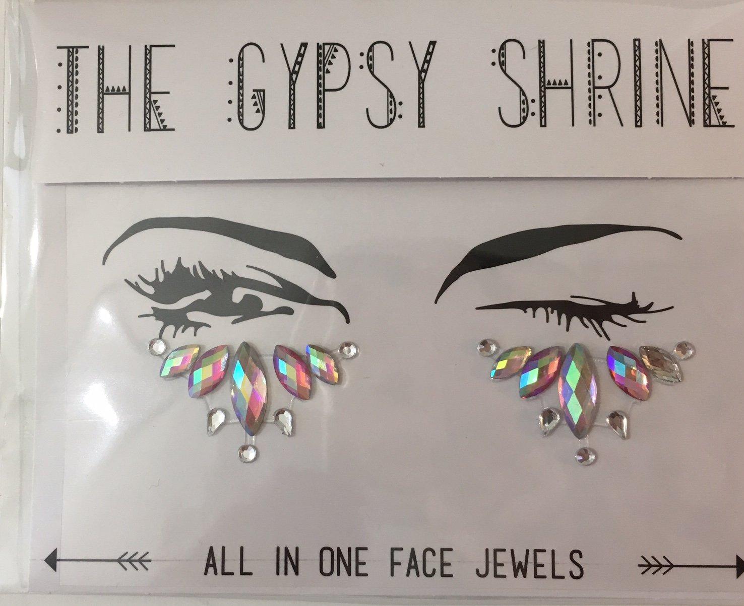 The gypsy Shrine all in one Eye jewel- Diamond