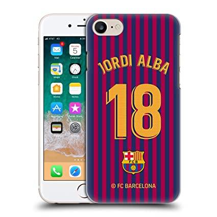 Amazon.com: Official FC Barcelona Jordi Alba 2018/19 Players ...