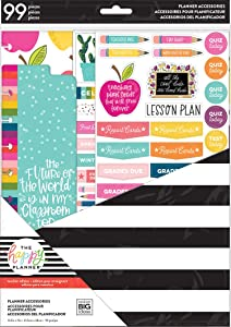 The Happy Planner Big Accessory Pack, Teacher, Multi