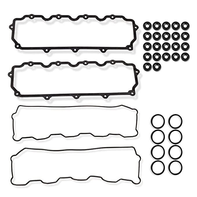 Amazon Com Partssquare Engine Valve Cover Gasket Set For Ford F 250