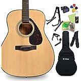YAMAHA F600 アコースティックギター 初心者12点セット アコギ入門セット フォークギター初心者セット ヤマハ