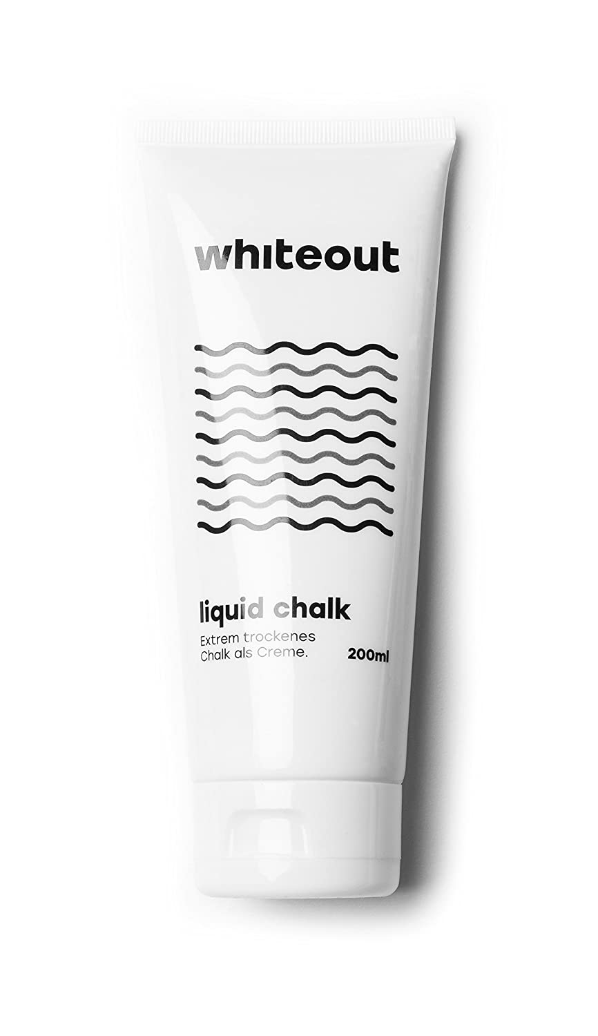 white chalk, liquid Whiteout