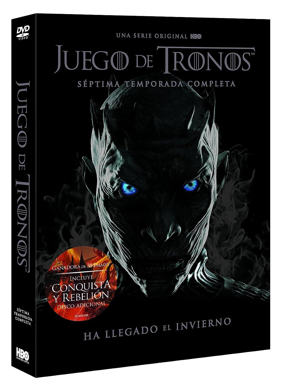 Juego De Tronos Temporada 7 Premium [DVD]: Amazon.es: Lena Headey ...