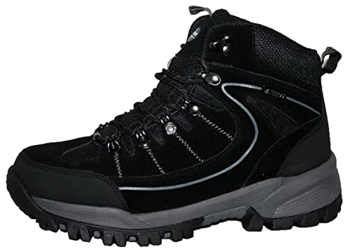 181e43a33da MENS RAE PREMIUM LEATHER UPPER WATERPROOF WALKING/HIKING TREKKING BOOT