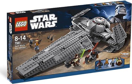 LEGO Star Wars Darth Mauls Sith Infiltrator 479pieza(s) - Juegos ...