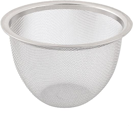 uxcell/® Mesh Filter Loose Spice Ball Tea Infuser Strainer 74mm Dia 2Pcs