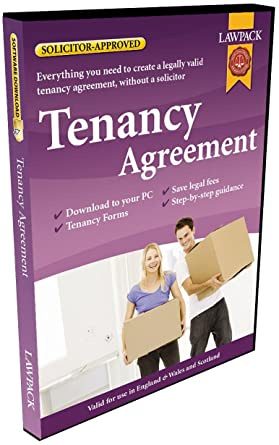 Tenancy Agreement Pc Cd Amazon Software
