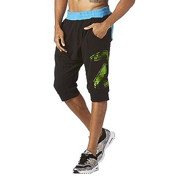 Zumba Fitness Z2b00149 Pantalon Homme  Amazon.fr  Sports et Loisirs 2e5d753b734
