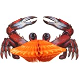 Tissue Crab Party Accessory (3-Pack)