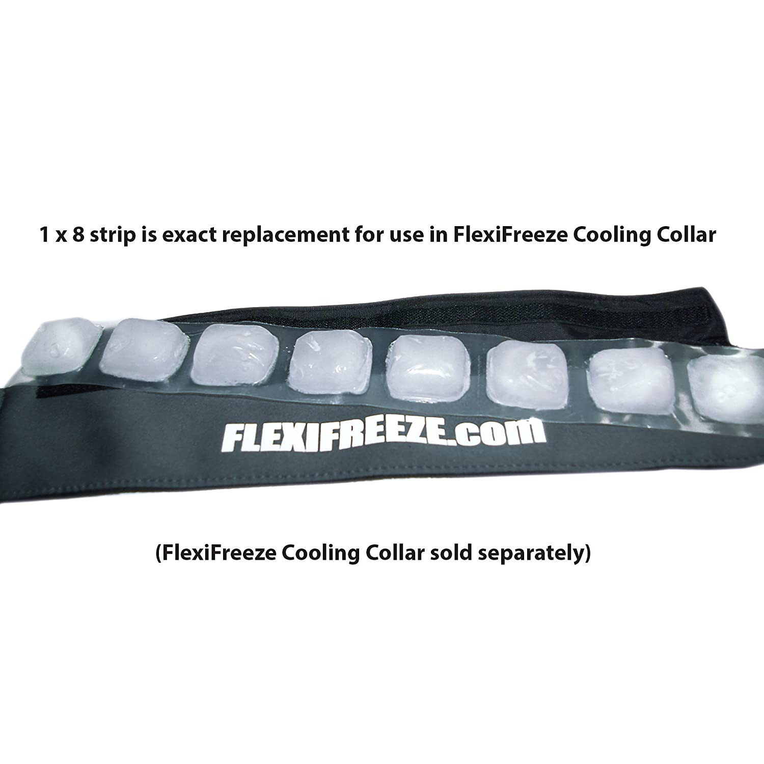 FlexiFreeze 8 Cube ice Strip