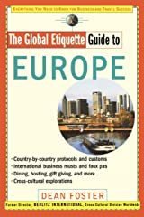 Global Etiquette Guide to Europe Paperback