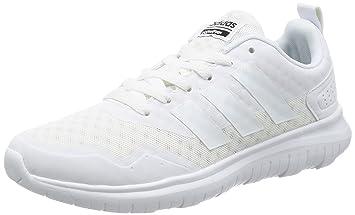 adidas Damen Cloudfoam Lite W AW4201 Sneaker Mehrfarbig (Black 001) 37 1/3 EU