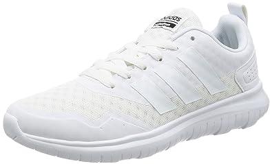 adidas Cloudfoam Lite Flex - AW4200 - Color White - Size: 5.5