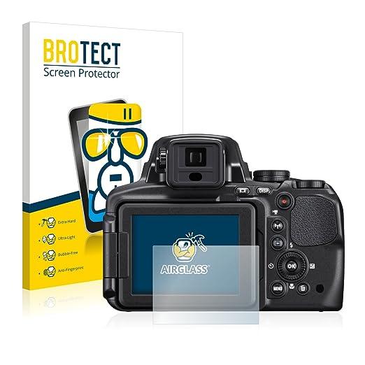 1 opinioni per Nikon Coolpix P900 Pellicola Vetro Temperato- BROTECT [AirGlass] Vetro