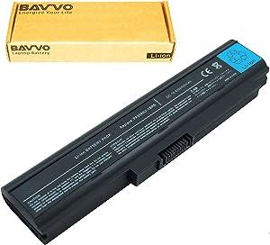 Bavvo Battery Compatible with Toshiba Satellite U305-S5077 U305-S5087 U305-S5097 U305-S5107 U305-S7448 U305-S7449