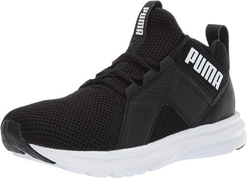 PUMA Women's Enzo Weave Sneaker