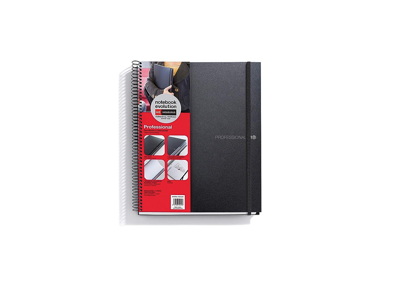 Amazon.com : Miquelrius A4 Evolution Professional Notebook ...