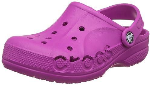 Crocs Kids Unisex Baya Vibrant Violet Clogs and Mules  C10C11