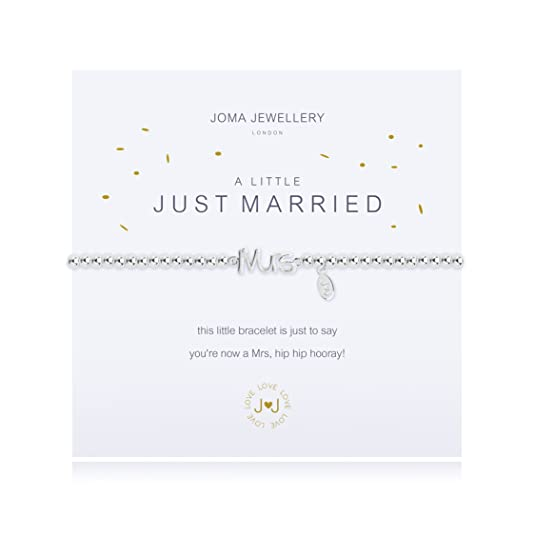 Joma Jewellery a little Just Married bracelet eG1dqT