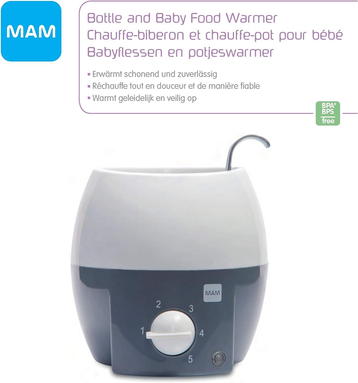 MAM Babyartikel 66938900 Calentador de biberones o potitos
