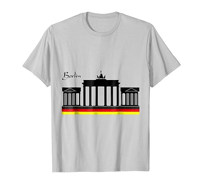 Amazon.com: Berlín Puerta de Brandeburgo alemán souvenir ...