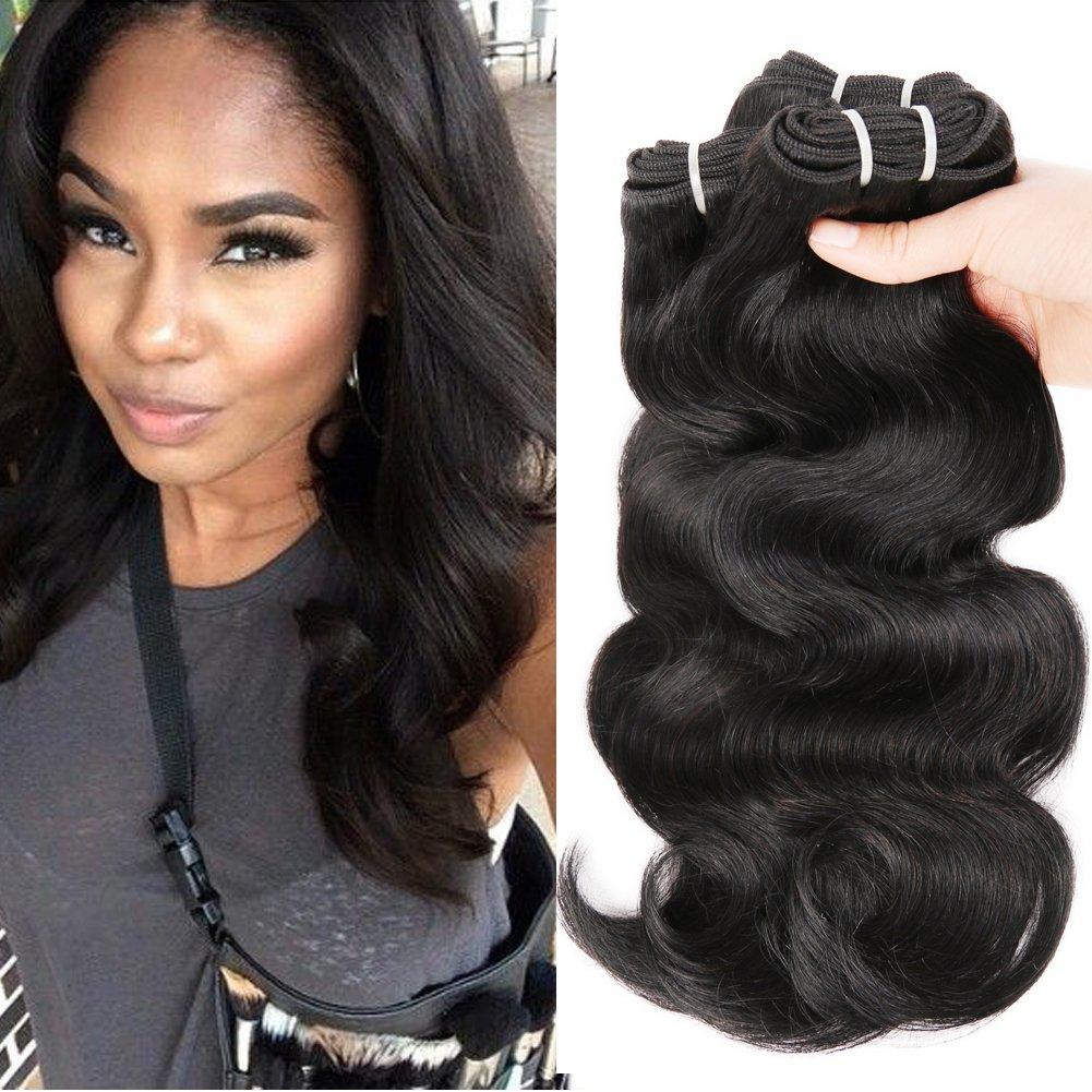 Amazon Hanne 300g Brazilian Virgin Hair Body Wave Curly Hair