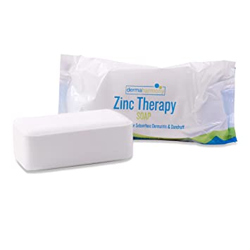 DermaHarmony 2% Pyrithione Zinc (ZnP) Bar Soap 4 oz - Crafted for Those
