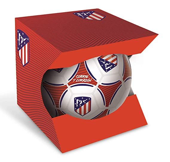 Atletico de Madrid Pelotas, Multicolor (MD-1022): Amazon.es ...