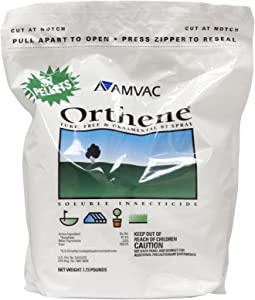 Orthene 97 Spray Insecticide 7.73 Lbs For Pests On Trees Ornamentals And Turf