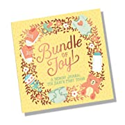 Studio Oh! Baby's First Years-Bundle of Joy  Guided Journal