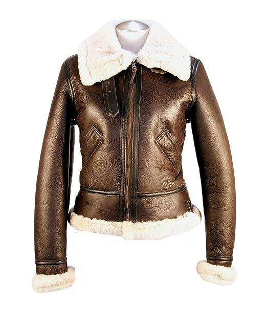 COCKPIT USA - Chaqueta - Blusa - para Mujer marrón Oscuro ...