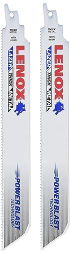LENOX Tools LAZER 9-inch, 10 TPI