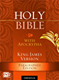 Bible (KJV with Apocrypha) (best navigation with Direct Verse Jump)