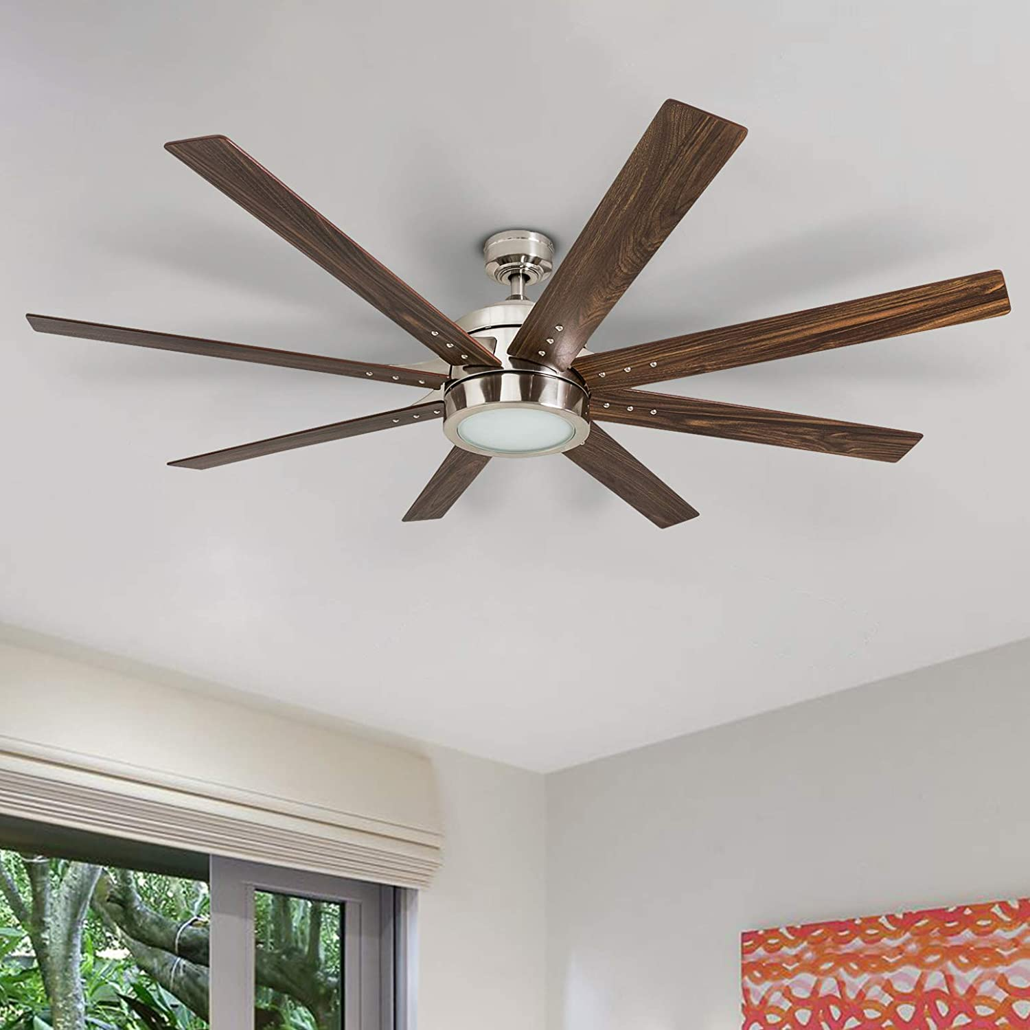 Honeywell Ceiling Fans 50608-01 Xerxes Ceiling Fan