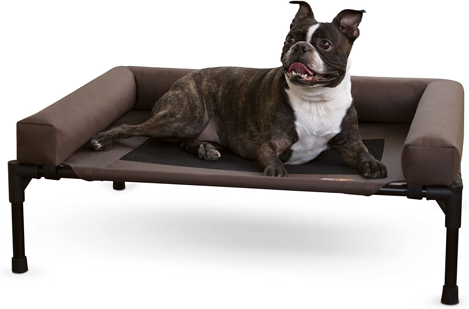 K H Pet Products Original Bolster Pet Cot Elevated Pet Bed