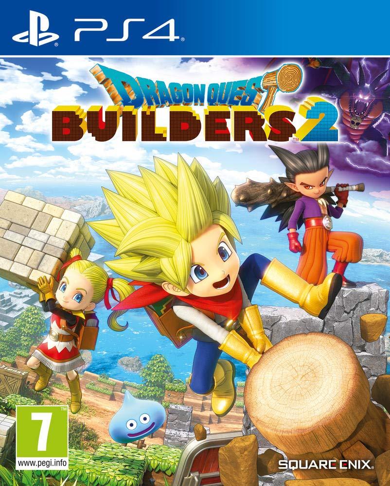 "Afficher ""Dragon Quest Builders 2 PlayStation 4"""