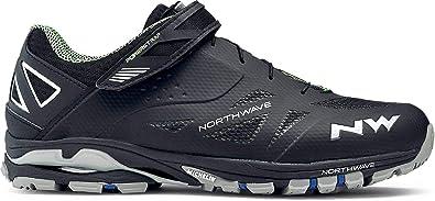 Northwave Zapatillas de Bicicleta de montaña Spider 2 Negro ...