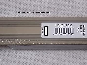 PS 400 /Übergansprofil PEP 100cm Gold