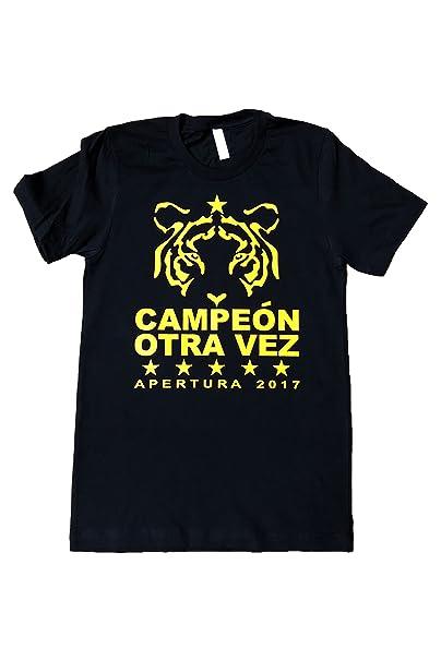 Amazon.com: Tigres uanl de los hombres 2017 Campeon otra vez ...