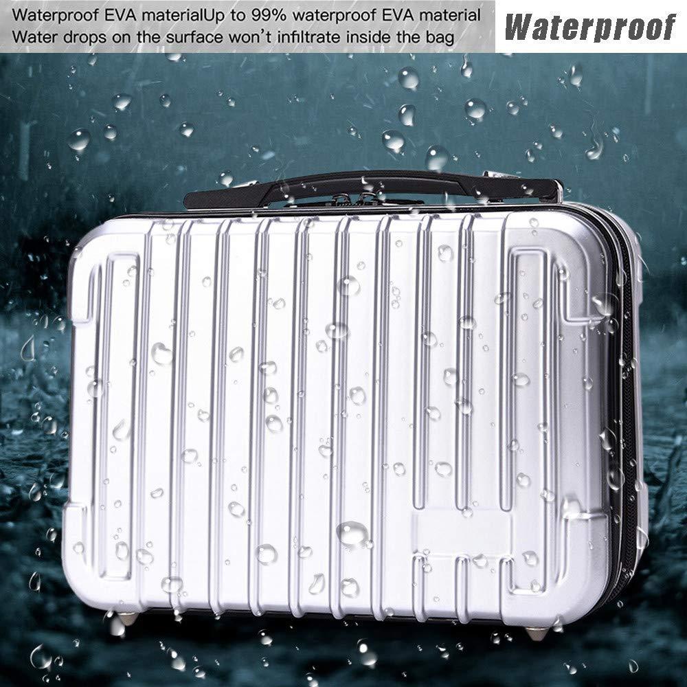 Argent/é pour DJI Mavic 2 Pro// Zoom Drone Coquille Dure Sac de Rangement,Hardshell Portable Handbag /étanche Sac de Rangement Sisit